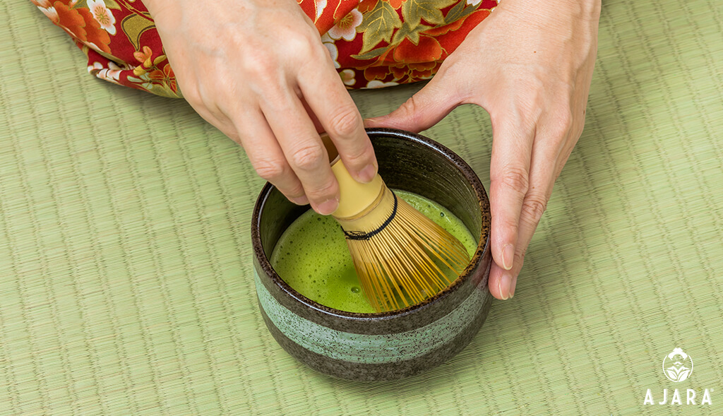 How to prepare the real Matcha Japanese ceremonial tea