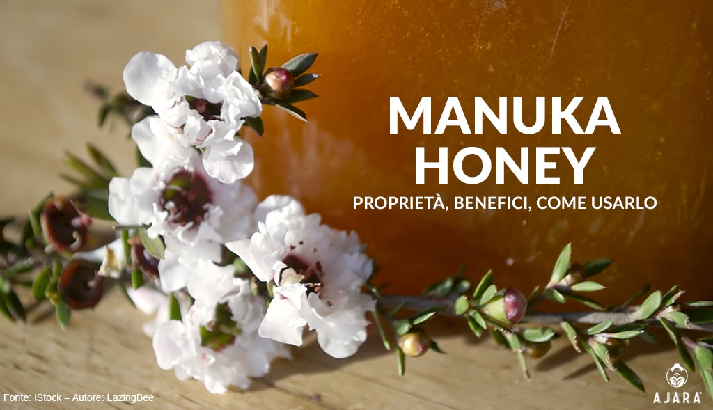 Manuka honey properties