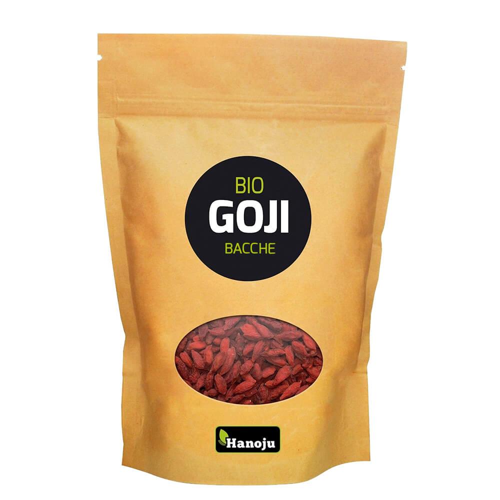 Bacche di Goji biologiche 500 gr
