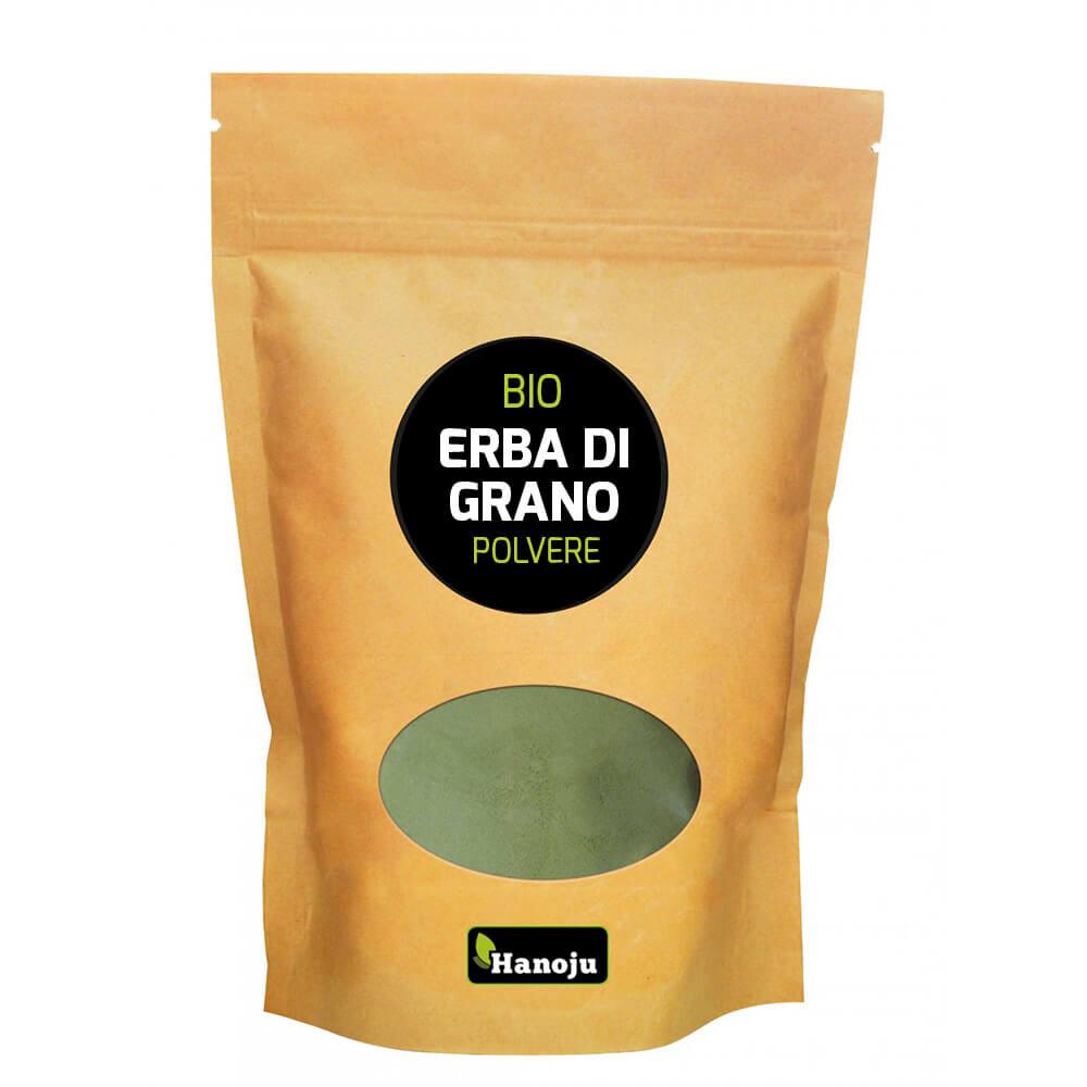 Weizengras in biologischem Pulver 250 Gramm
