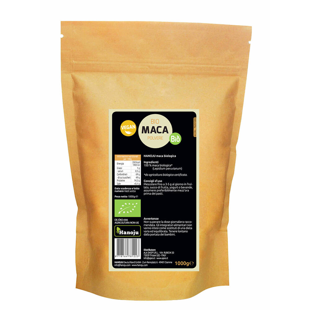 Maca powder pack of 1000 grams
