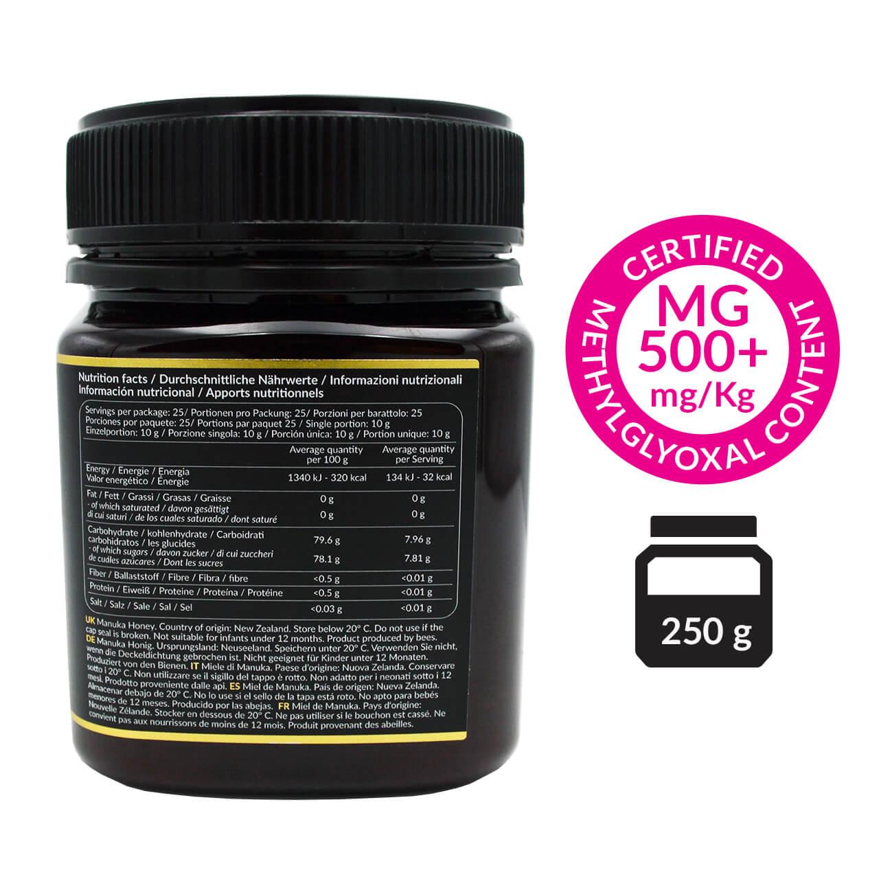 Manuka Honey de Nueva Zelanda