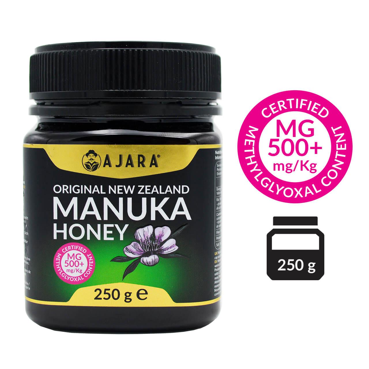 Manuka-Honig MG 500+ 250g