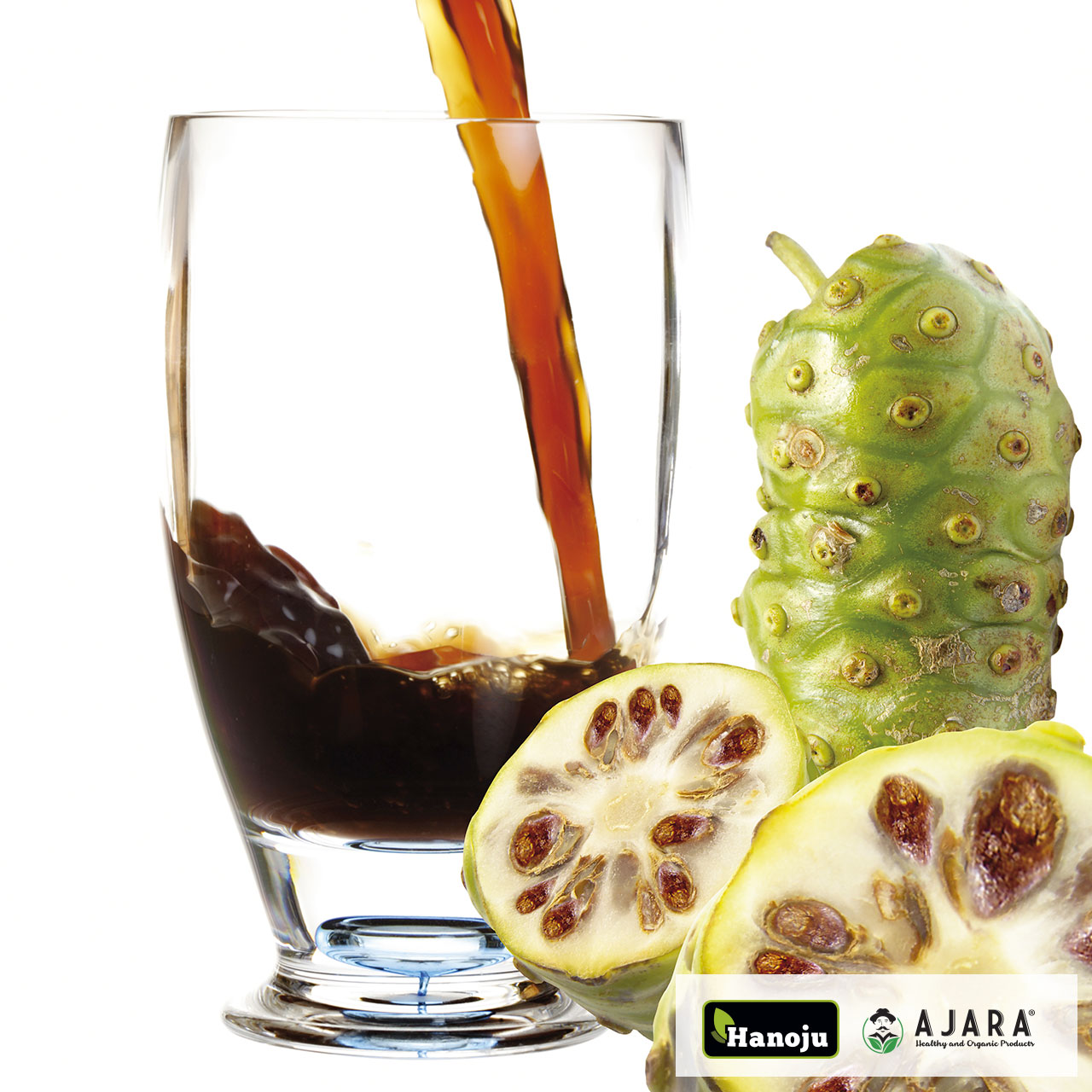 Noni juice, recipe from Polynesia